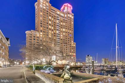 Residential Property for sale in 100 HARBORVIEW DRIVE 1901, Baltimore City, MD, 21230