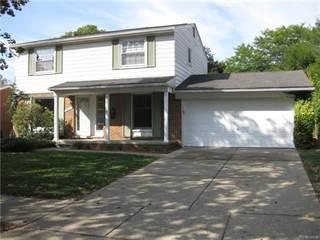 Single Family for sale in 14427 MELROSE Street, Livonia, MI, 48154