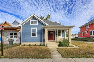 Single Family for sale in 230 East Sanders Street, Indianapolis, IN, 46225