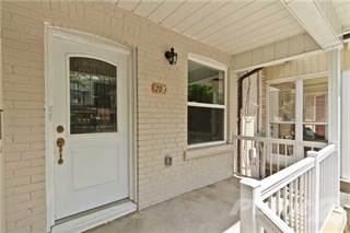 Townhouse for rent in 20 1/2 Delaney Cres, Toronto, Ontario