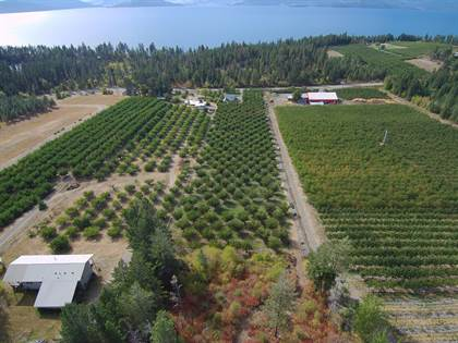 Farm And Agriculture for sale in 23726 Montana Hwy 35, Bigfork, MT, 59911