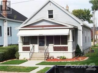 Single Family for sale in 322 MCEWAN AVE, Windsor, Ontario