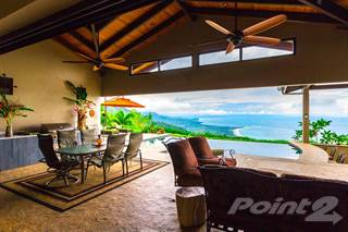 Residential Property for sale in Immaculate 3-bedroom home on 3.2 acres in Costa Verde Estates overlooking the Whale's Tail, Escaleras, Puntarenas