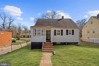 Residential Property for sale in 2801 WOODLAND AVE, Baltimore City, MD, 21215