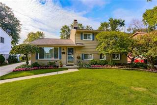 Single Family for sale in 29615 Curtis Road, Livonia, MI, 48152