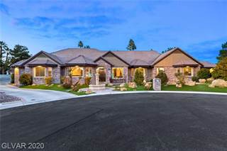 Single Family for sale in 3000 ASTORIA PINES Circle, Las Vegas, NV, 89107