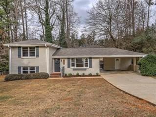 Single Family for sale in 2803 Harrington Place SW, Atlanta, GA, 30311