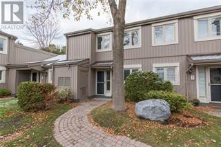 Condo for sale in 591 OXBOW CRESCENT, Collingwood, Ontario