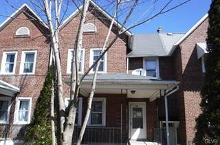 Townhouse for sale in 1184 Arcadia Street, Bethlehem, PA, 18018