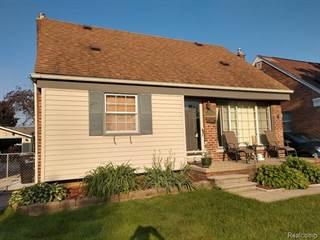 Single Family for sale in 9839 RUTH Avenue, Allen Park, MI, 48101