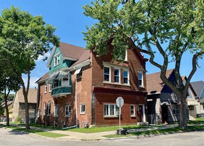Multifamily for sale in 2489 S 9th St 2491/2485, Milwaukee, WI, 53215