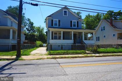 Residential for sale in 3301 W ROGERS AVENUE, Baltimore City, MD, 21215