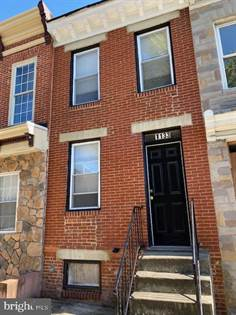 Residential Property for rent in WASHINGTON BOULEVARD, Baltimore City, MD, 21230