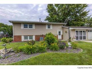 Single Family for sale in 15451 N Circle Drive, Girard, IL, 62640