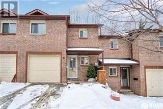 Condo for sale in 7 PHEASANT Trail, Barrie, Ontario