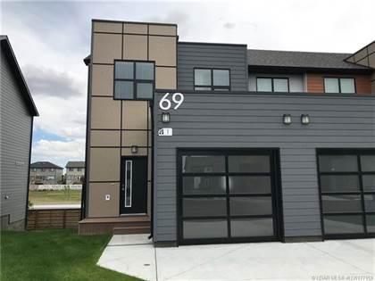 Condominium for sale in 69 Aquitania Circle W 1, Lethbridge, Alberta, T1J 5M5