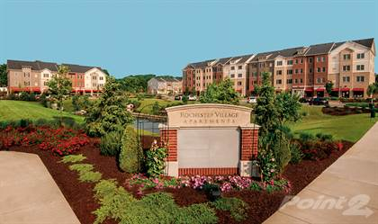 Apartment for rent in Rochester Village Apartments at Park Place, Fernway, PA, 16066