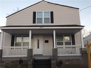 Single Family for sale in 2903 Elm Avenue, Portsmouth, VA, 23704