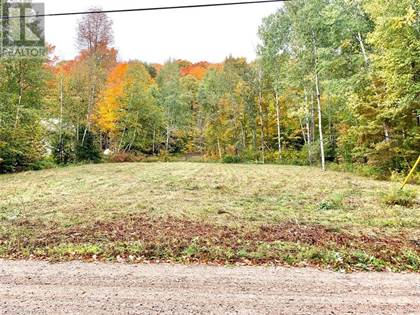 Vacant Land for sale in PT LT 31 FORESTVIEW Road, Hastings Highlands, Ontario, K0L1C0