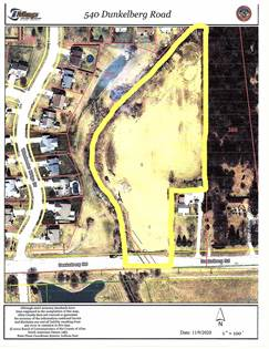 Lots And Land for sale in 540 Dunkleberg Road, Fort Wayne, IN, 46819