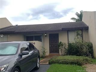 Condo for sale in 12314 SW 115th Ter ., Miami, FL, 33186