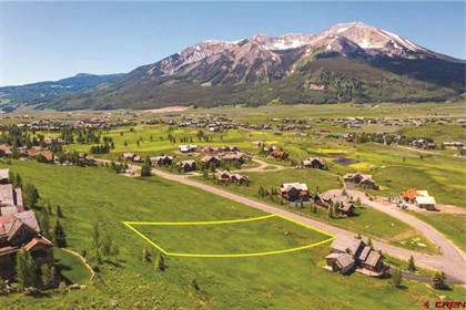 Lots And Land for sale in 468 Country Club Drive, Crested Butte, CO, 81224