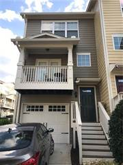Townhouse for rent in 1296 Liberty Parkway NW, Atlanta, GA, 30318