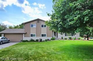 Single Family for sale in 7420 COACH Lane, West Bloomfield, MI, 48322