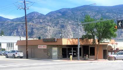 Commercial for sale in 8526 Main Street, Osoyoos, British Columbia, V0H 1V0