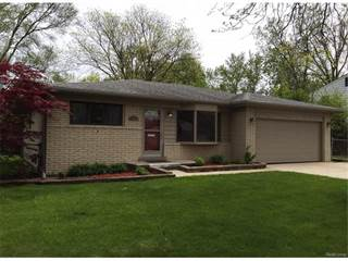 Single Family for sale in 14056 SUNSET Street, Livonia, MI, 48154