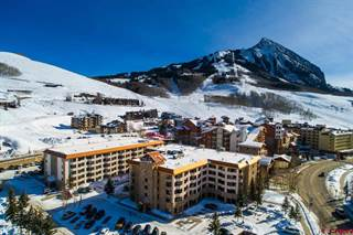 Condo for sale in 6 Emmons Road 375, Mt. Crested Butte, CO, 81225