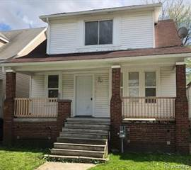 Single Family for sale in 4562 Charles St., Detroit, MI, 48212