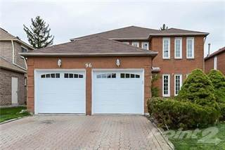 Residential Property for sale in 96 Springfield Dr, Markham, Ontario