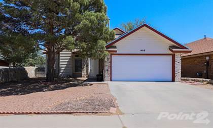 Single Family for sale in 1468 GENE TORRES Drive, El Paso, TX, 79936