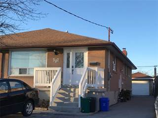 Residential Property for sale in 582 Cartier Ave, Oshawa, Ontario, L1J2C8