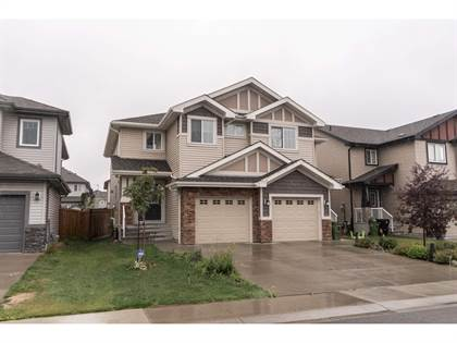 Single Family for sale in 16725 120 ST NW, Edmonton, Alberta, T6X0G5