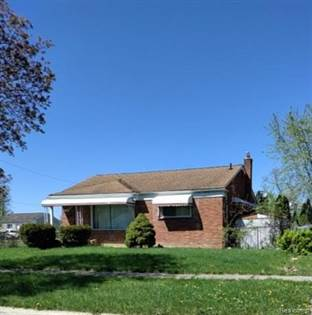 Residential Property for sale in 29966 BROOKLANE Street, Inkster, MI, 48141