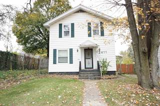 Single Family for sale in 2411 Cass Street, Fort Wayne, IN, 46808
