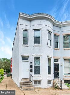 Multifamily for sale in 2731 PARKWOOD AVENUE, Baltimore City, MD, 21217