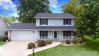 Single Family for sale in 5515 N LEAWOOD Court, Peoria, IL, 61615