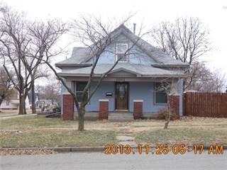 Single Family for sale in 1001 West Walnut, Herington, KS, 67449
