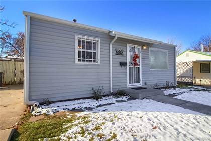 Residential for sale in 4670 W Cedar Avenue, Denver, CO, 80219