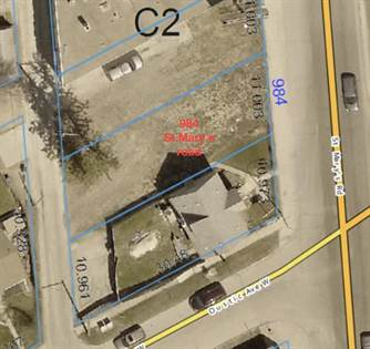 Vacant Land for sale in 984 St Mary's RD, Winnipeg, Manitoba, R2M3S1