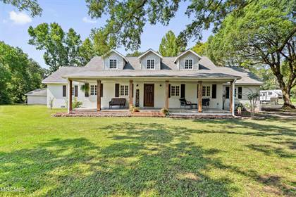 Residential Property for sale in 5908 Wooded Acres Rd, Vancleave, MS, 39565