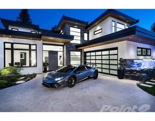 Single Family for sale in 2833 AURORA ROAD, North Vancouver, British Columbia