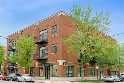 Residential Property for sale in 2934 West MONTROSE Avenue 302, Chicago, IL, 60618
