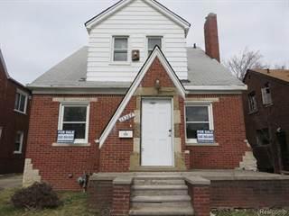 Single Family for sale in 13367 ELMDALE, Detroit, MI, 48213
