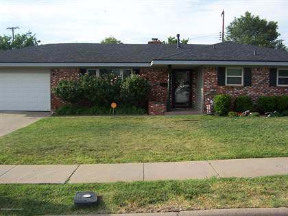 Residential Property for sale in 1412 Marigold St, Borger, TX, 79007