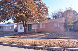 Single Family for rent in 1520 Mcgregor Drive, Midwest City, OK, 73130