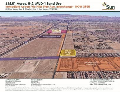 Land for sale in South Las Vegas Boulevard, Las Vegas, NV, 89104